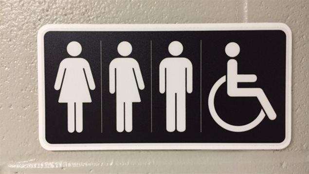 Des toilettes pour tous les genres