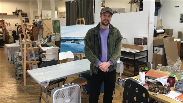 Oliver Pauk, cofondateur de Akin Collective