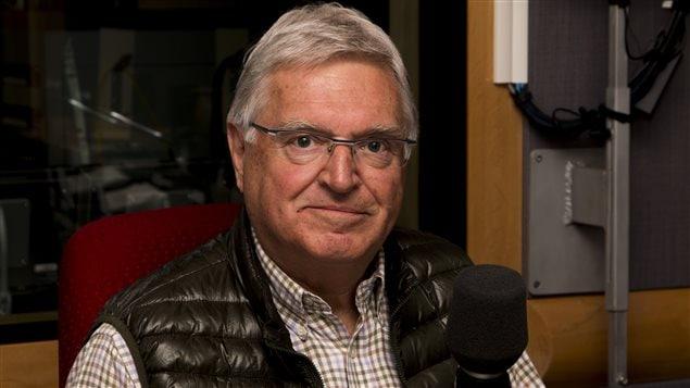 Yvan Lamonde, professeur au département de langue et littérature françaises de l'Université McGill  et co-auteur du Dictionnaire des intellectuels.les au Québec.