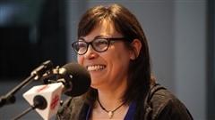 Yolaine, conteuse et directrice générale et artistique des Ami.e.s Imaginaires
