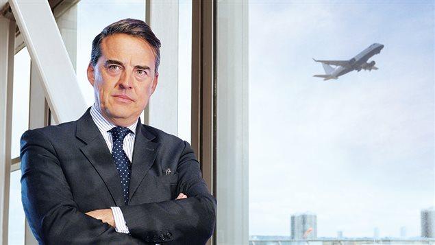 Alexandre de Juniac - IATA