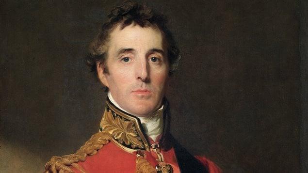 Portrait du duc de Wellington, 1815, par Thomas Lawrence