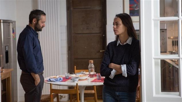 Cédric Kahn et Bérénice Bejo dans <i>L'économie du couple</i>, de Joachim Lafosse