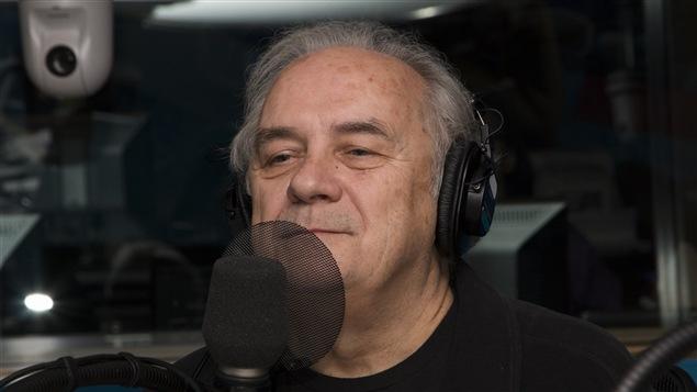 André Ménard, cofondateur de l'Équipe Spectra et du Festival international de jazz de Montréal
