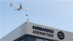 L'usine de Bombardier à Montréal