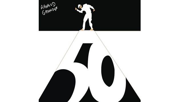 L'album '50' d'Arnaud Granoux