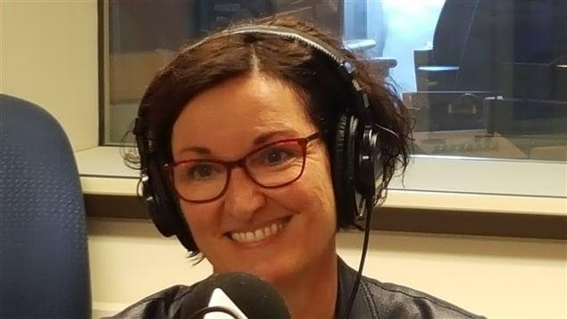 Julie Alain, travailleuse sociale, UQAC