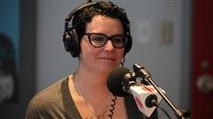 Anne-Marie Beaudoin-Bégin, aussi connue sous le pseudonyme L'insolente linguiste