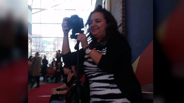 Laila Agherbi, immigrante du Maroc arrivée à Moncton depuis 6 mois