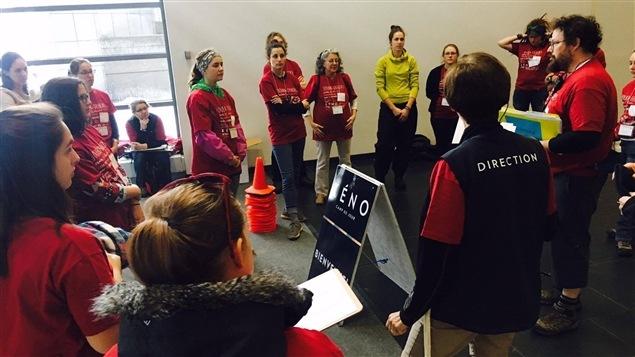 Visites scolaires au Salon international du  livre de Québec