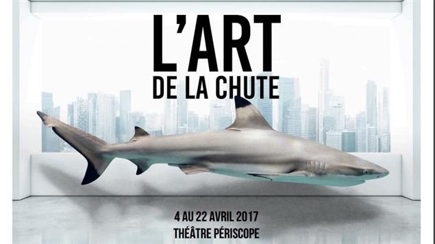 La pièce L'art de la chute présentée au théâtre Périscope jusqu'au 22 avril
