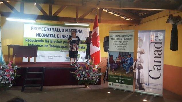 Lanzamiento de proyecto de Salud Materna e Infantil en Totonicapán junto a Horizontes de Amistad y PIES de Occidente.