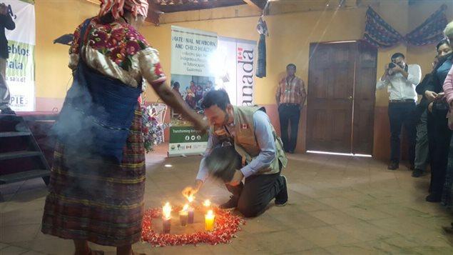 Lanzamiento de proyecto de Salud Materna e Infantil en Totonicapán, Guatemala, con Horizontes de Amistad y PIES de Occidente.