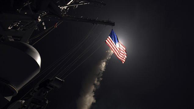 Frappes américaines en Syrie