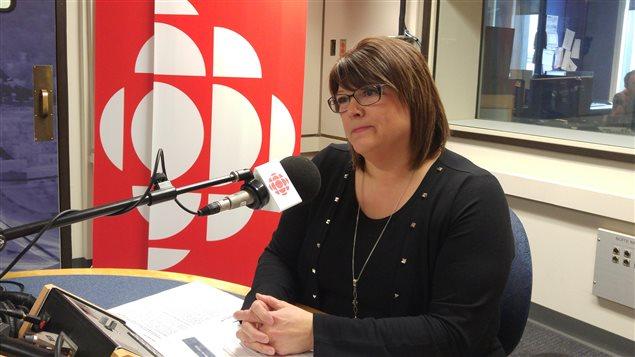 Véronique Lapointe en entrevue