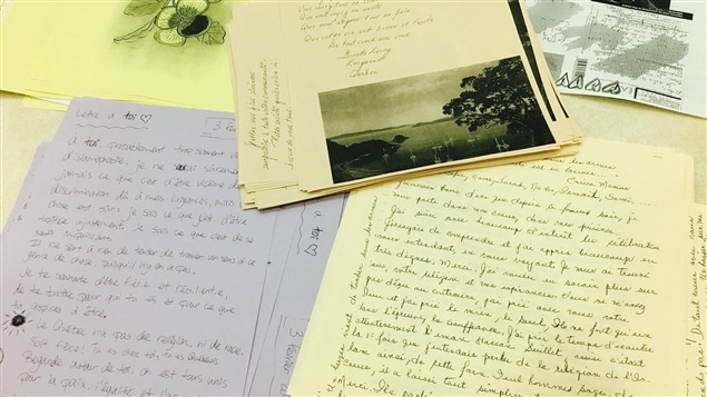 Une lettre à toi
