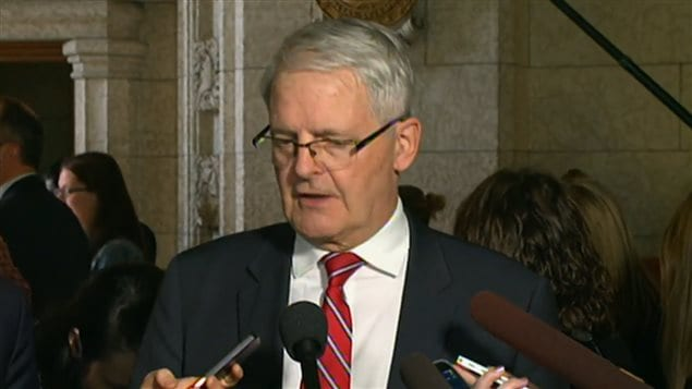 Increased security measures were put in place based on 'and evaluation of risk,' said Canada's transport minister Marc Garneau.