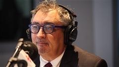 Le Dr Horacio Arruda, directeur national de la santé publique