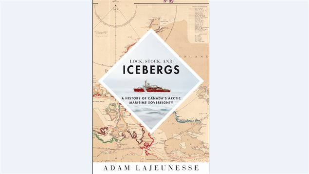 The winning book details Canadian claims to sovereignty in the Arctic.