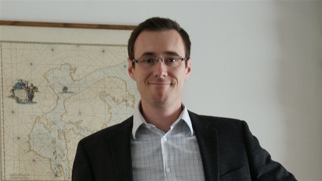 Author Adam Lajeunesse is an historian and expert in international relations.