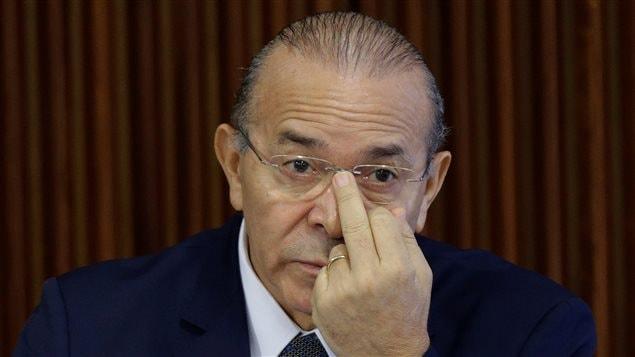 El jefe del gabinete presidencial, uno de los investigados por la justicia.