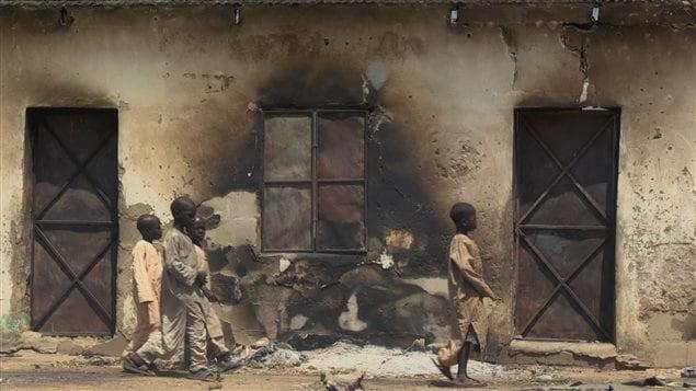 Le documentaire ' Boko Haram : les origines du mal ' de Xavier Muntz.