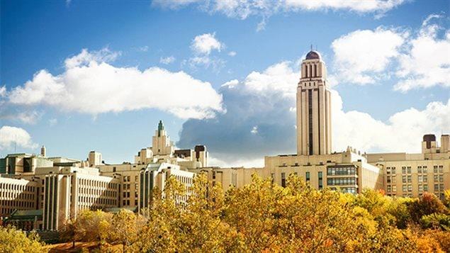 جامعة مونتريال، أكبر جامعة في مقاطعة كيبيك ومن أكبر جامعات كندا