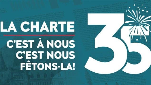 La Charte canadienne des droits et libertés célèbre ses 35 ans en 2017