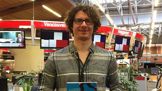 L'auteur Jean-Francois Harvey