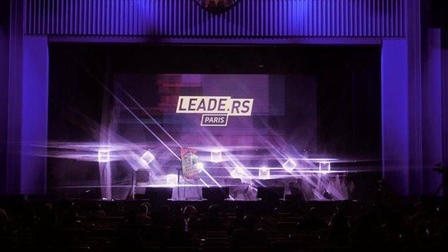 La conférence Leade.rs s'est déroulée le 11 et 12 avril, à Paris.