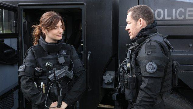 Alice Pol et Dany Boon dans Raid dingue, de Dany Boon