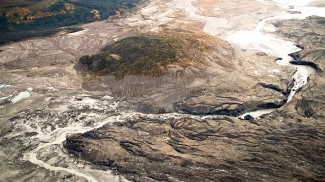 Scientists Blame Global Warming for Phenomenon Called River Piracy