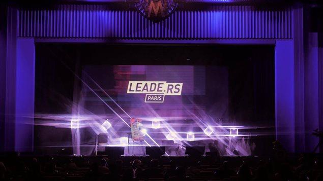 La conférence Lead.ers à Paris en avril 2017.