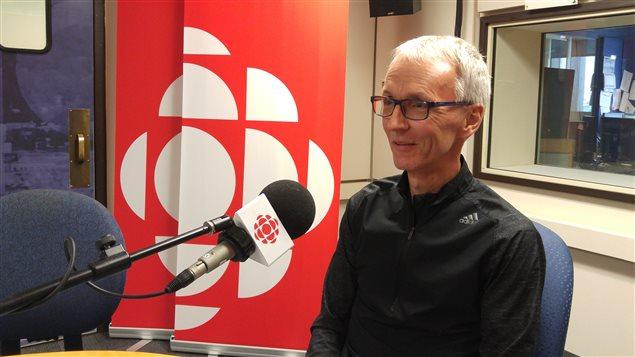 Christian Joncas est candidat à la présidence de la Commission scolaire des Rives-du-Saguenay.