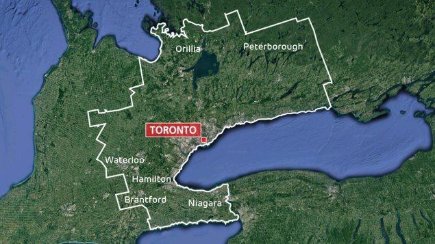 taxe de 15 % aux acheteurs étrangers sur un vaste territoire dans le sud de l'Ontario Photo : Radio-Canada