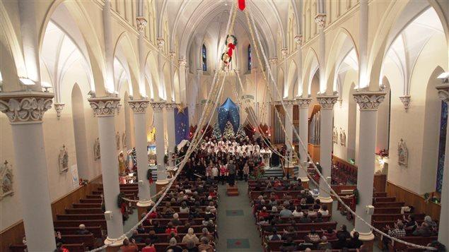 Église de Bas-Caraquet