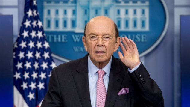 U.S. Commerce Secretary Wilbur Ross told reporters in Washington Tuesday that the current disputes with Canada over softwood lumber and dairy products are proof that NAFTA needs to be renegotiated sooner rather than later.