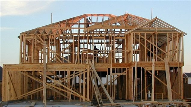 Softwood lumber is a prime material in construction of wood-framed houses all across North America. Canada has been a decades long supplier of substantial amounts of wood to the American construction industr