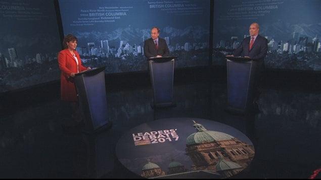 Analyse du débat des chefs.