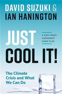 Two-thirds of this new book offers solutions to counter climate change.