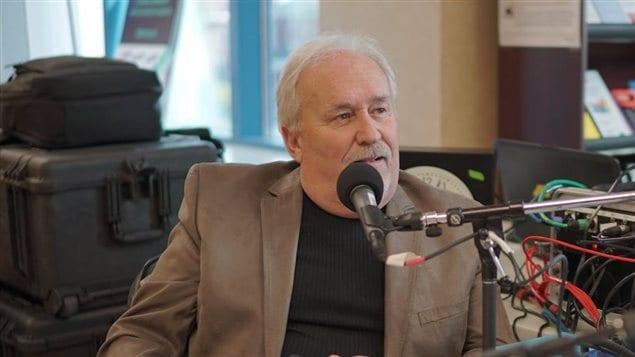 Marcel Castonguay, directeur du Centre de santé Hamilton/Niagara.