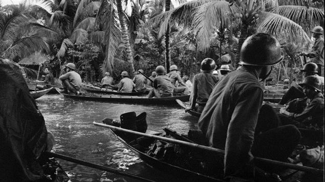 La guerre du Vietnam de 1955-1975