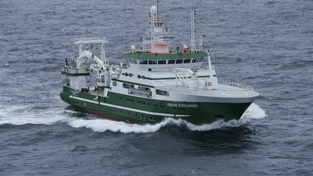 The Galway-based research vessel Celtic Explorer carrying an international team of ocean researchers is to study various conditions and effets of C02 on the ocean over the past 20 years.