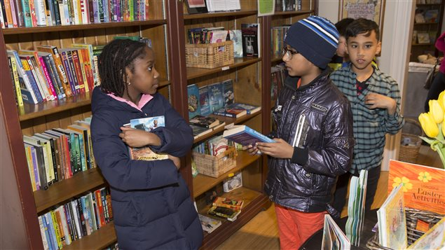 The Children's Book Bank distributed 120,000 books in 2016.