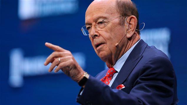 El Secretario de Comercio de Estados Unidos, Wilbur Ross, tiene intereses vinculados a compañías rusas.
