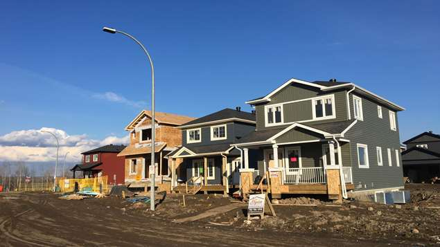 Fort McMurray reconstruction