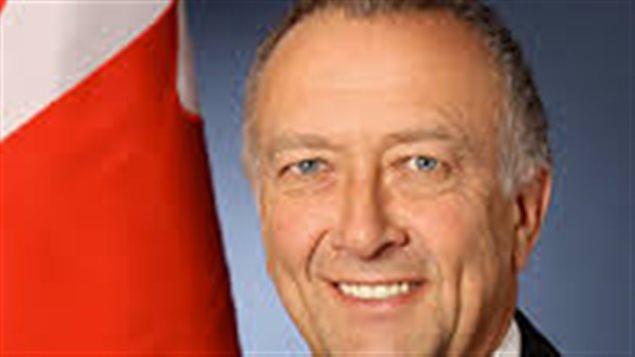 Senateur Paul J. Massicotte