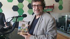 Roland Gauvin et son acolyte M. Crapaud en DVD