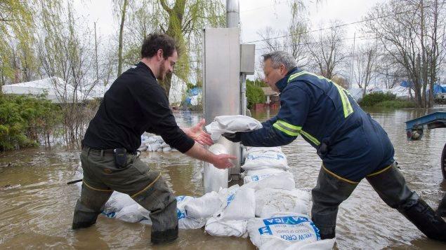 Montreal Nuns Island Flooding