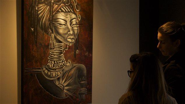 Exposición Imagenes y Poder: Mujeres Negras